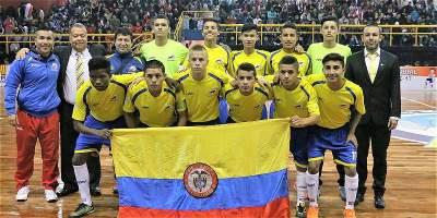 Sub17 Colombia