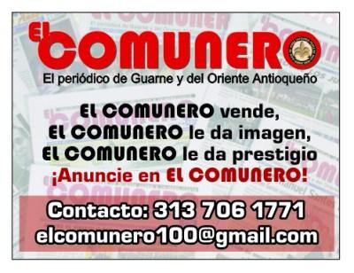 Publicidad Web El Comunero
