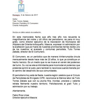 Carta Masora