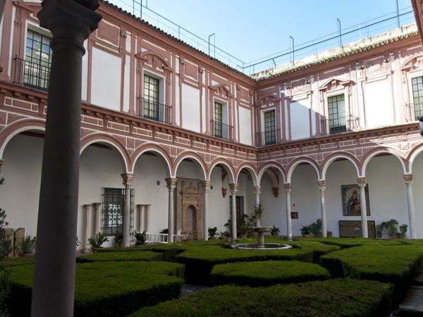 Resultado de imagen de Museo de bellas artes Sevilla