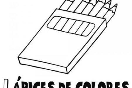 best Dibujos De Lápices Para Colorear E Imprimir image collection