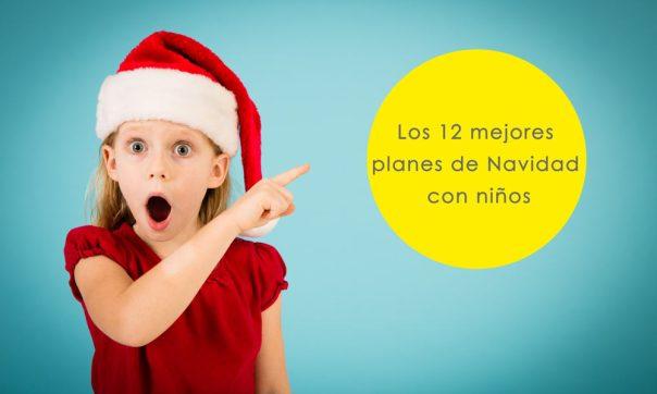 planes de navidad con niños