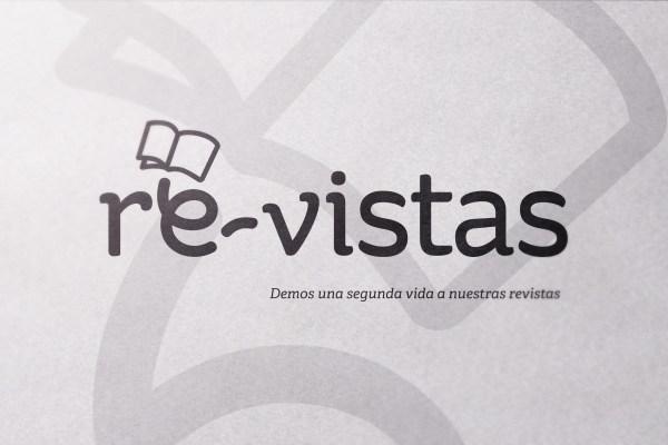 revistas logotipo / branding