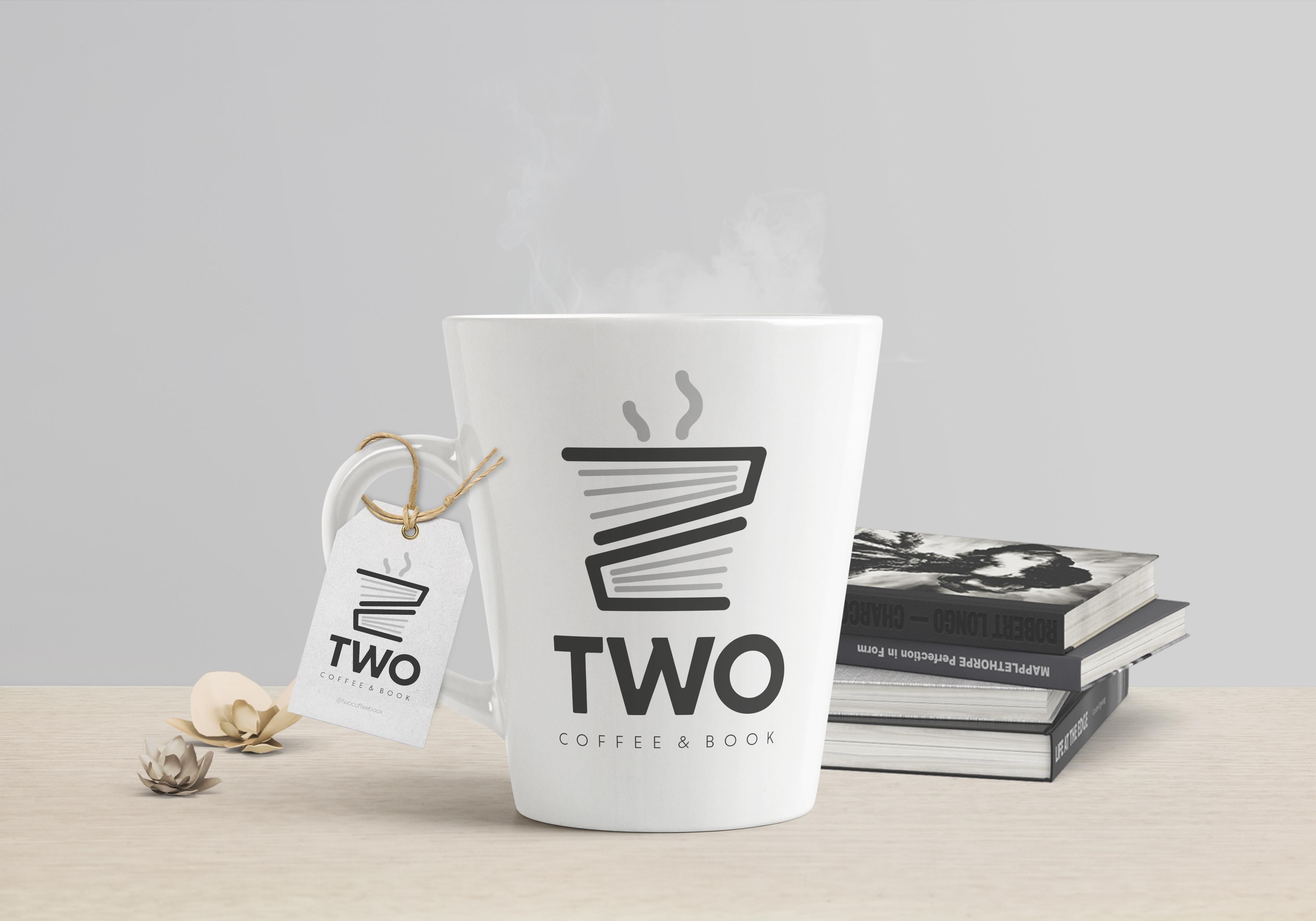 2Books- Branding and Logo - Logotipo y Marca