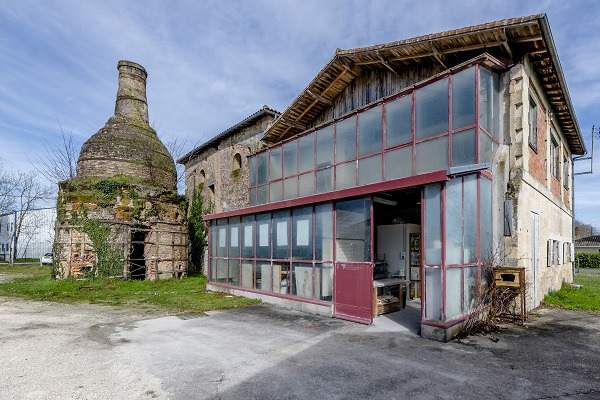 L'ancienne poterie de Gradignan © MyPhotoAgency - Norman Lewis