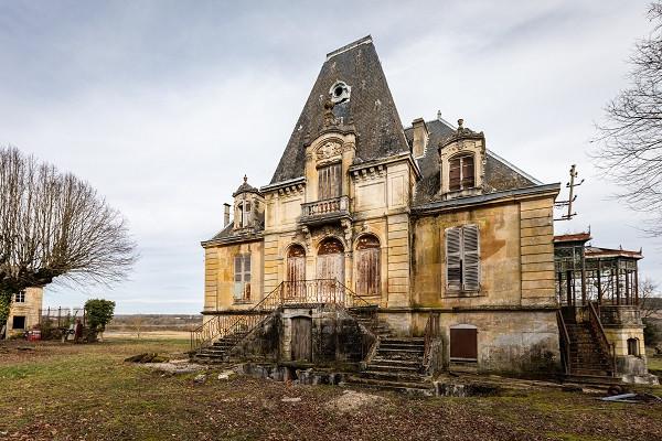La maison de maître de forges de Rupt © MyPhotoAgency - Nicolas Dohr