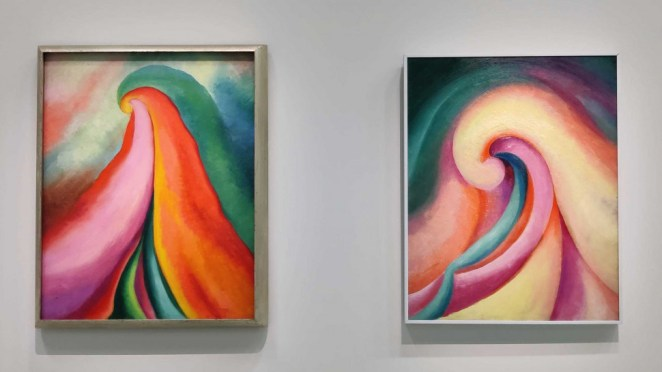 Georgia O'Keffe auCentre Pompidou : voyage dans les mondes d'une icône de l'art américain