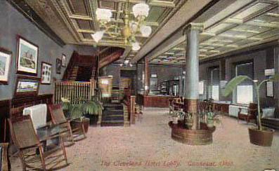 Cleveland Hotel Conneaut Ohio