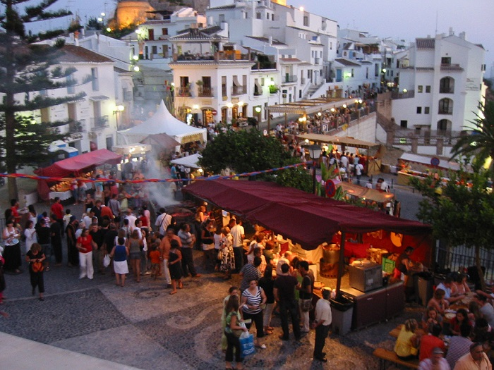 Granada's Ham and Water Festival