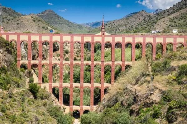 nerja aqueduct