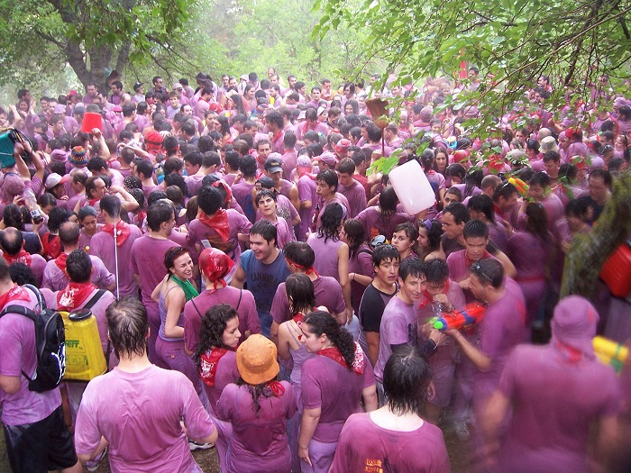 Spanish fiestas, Festivals carnivals in Spain