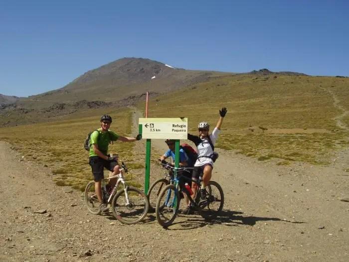 Biking Andalucia