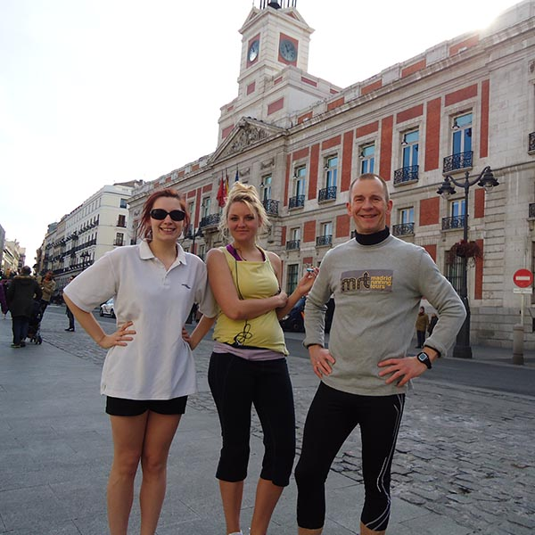 Madrid Running Tours