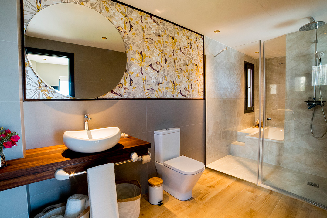 Casa SiempreViva - bathrooms