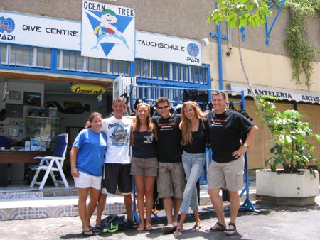 Ocean Trek Diving Tenerife