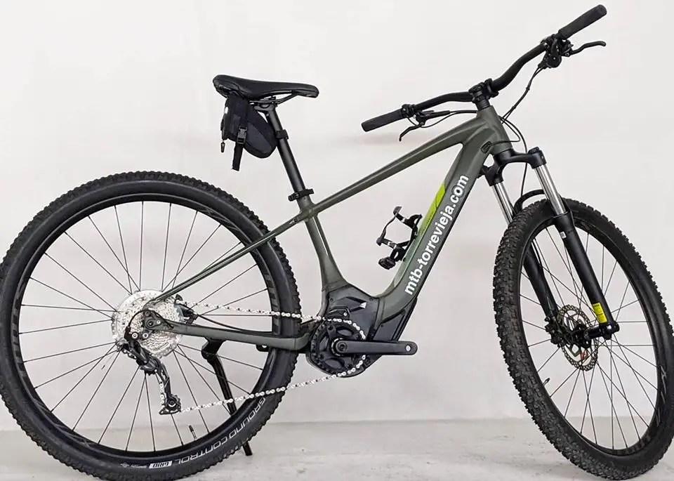 MTB Torrevieja Online Bike Rental