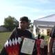 President Julian Bear Runner honors Rapid City boy for bravery