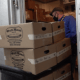 Stockgrowers Association, Wall Meats, and Edoff Ranch support Club for Boys with beef donation