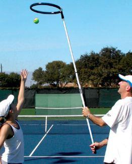 Oncourt Offcourt - Toss Trainer Serve Aid