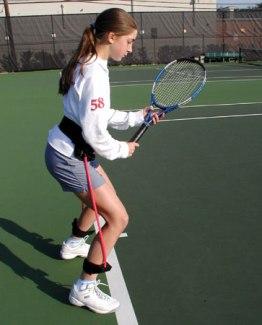 Flex Trainer Tennis Side View