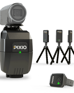 PIXIO Robot Camera System