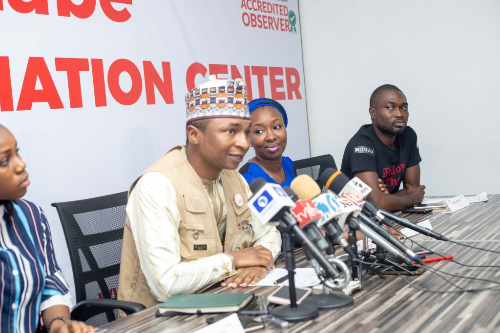 #NigeriaDecides2019: CODE Launches Real-Time-Situation Technology Tool