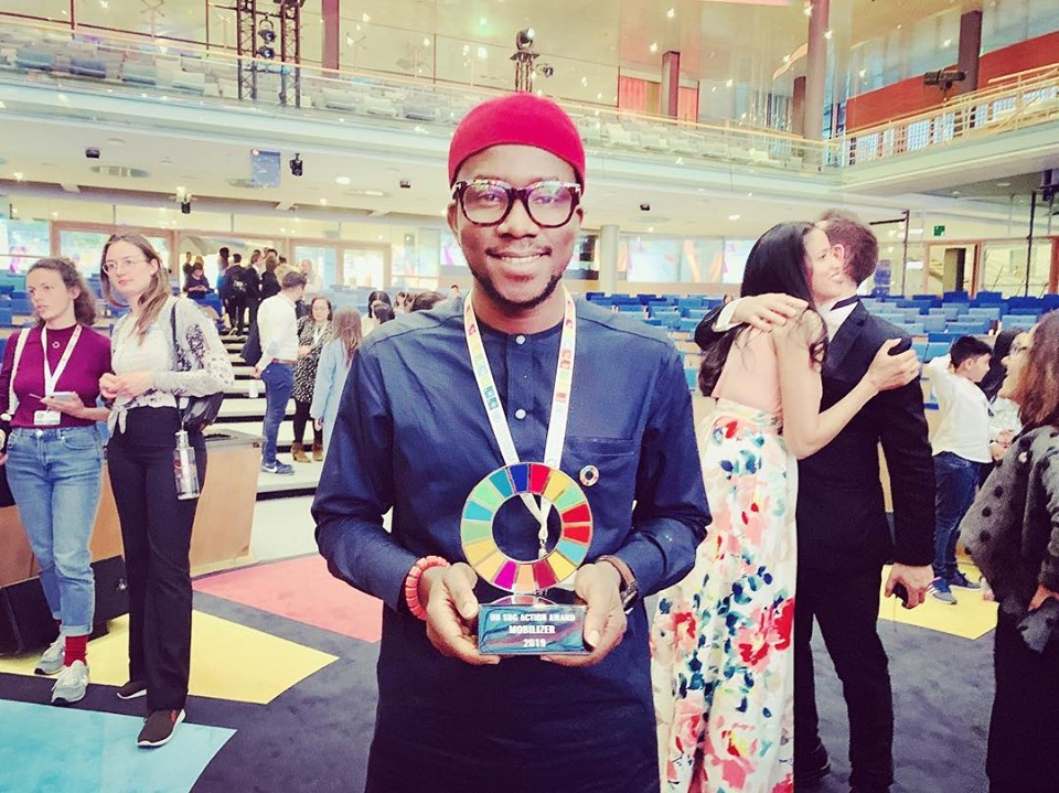 From Nigeria to the World: How We Brought a UN Award Home from Bonn