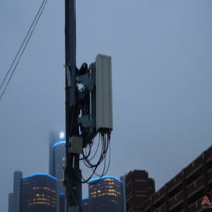 Providence prepares for 5G roll-out with 'small cells'