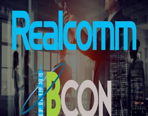 Realcomm IBCon Logo