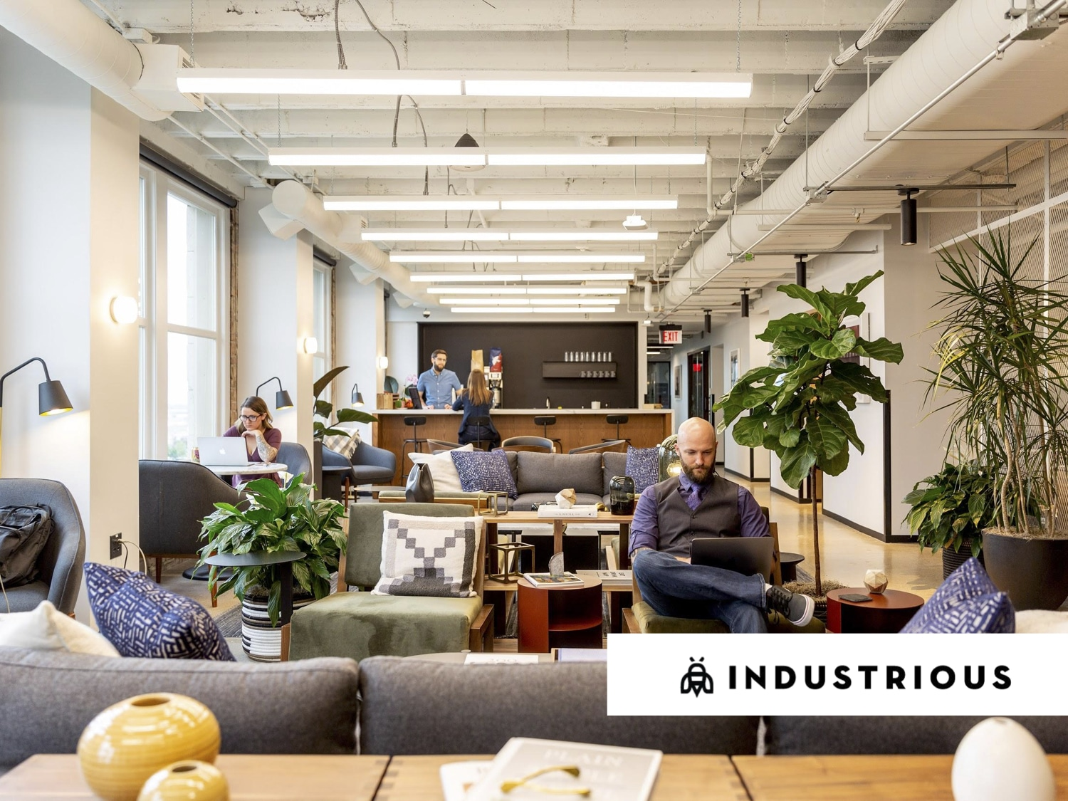 Convene, Industrious Meet The Demand For Flex Office Space in a Major Way