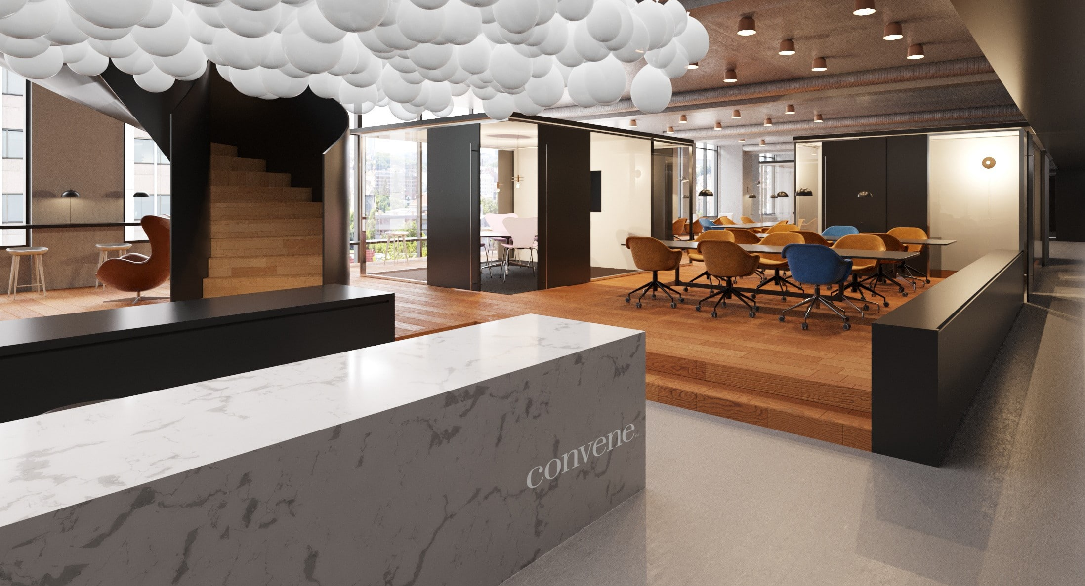 Convene's New Product Will Design and Build Flexible Work Spaces for Class A Office Landlords