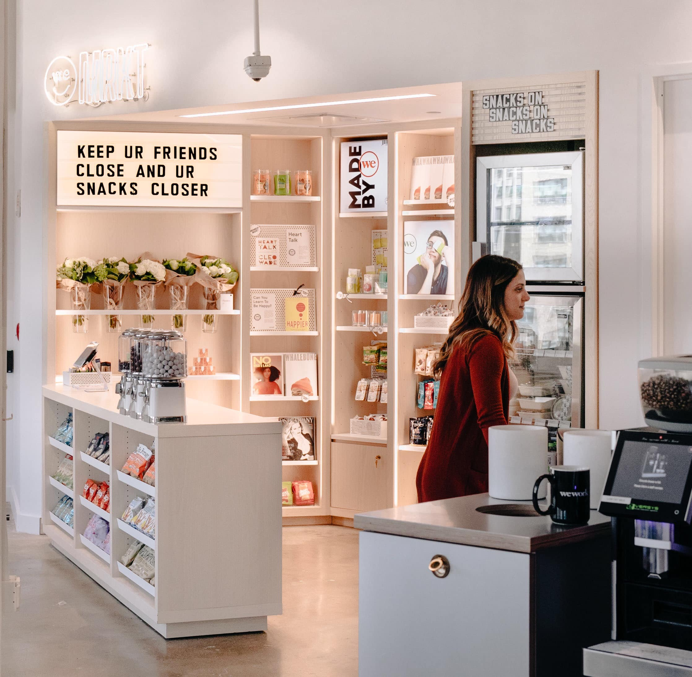 WeWork Looks to Expand its WeMrkt Concept Across The US and Abroad