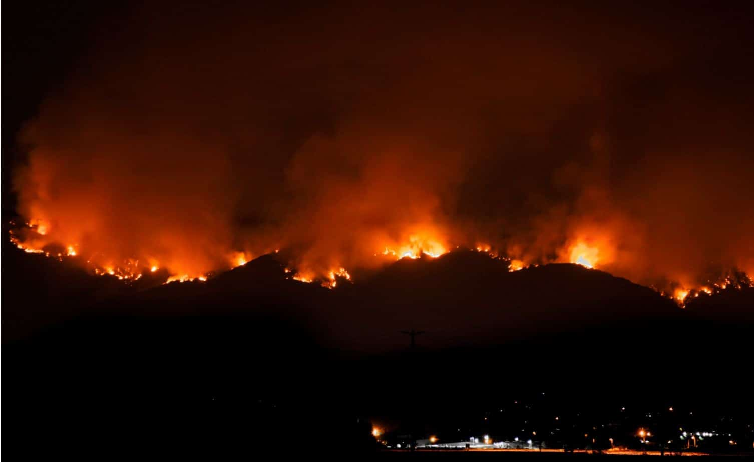 Lack of Wireless Alerts  WEA during CA wildfire stresses public safety awareness for CRE owners