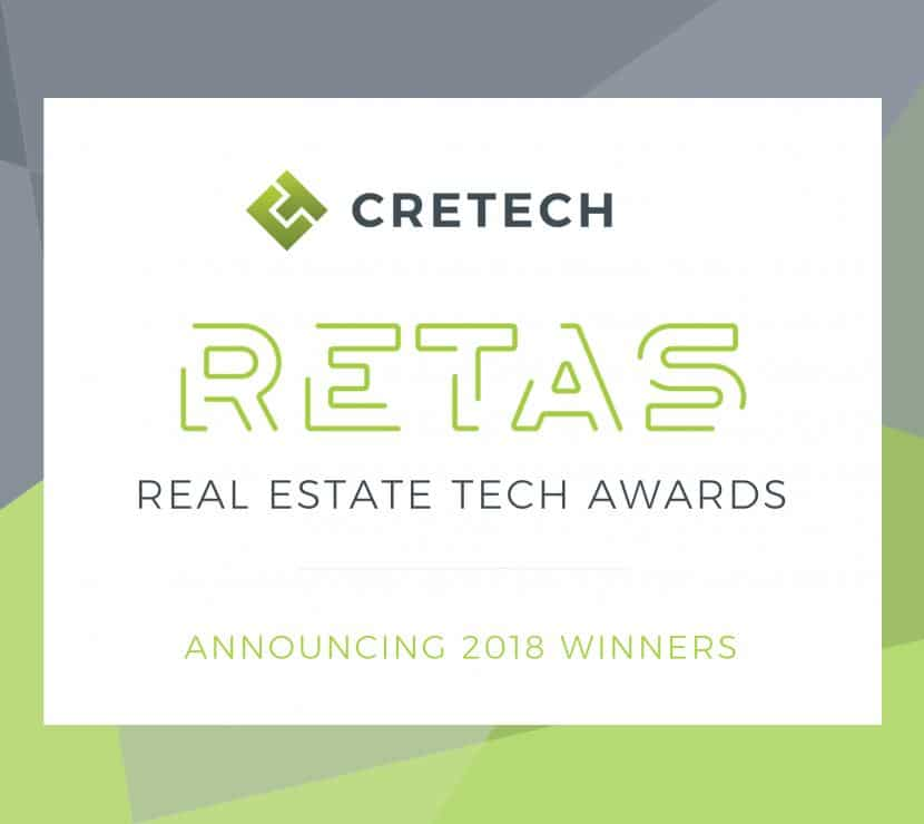 Winners announced at 5th annual Real Estate Tech Awards