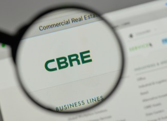 CBRE co-working