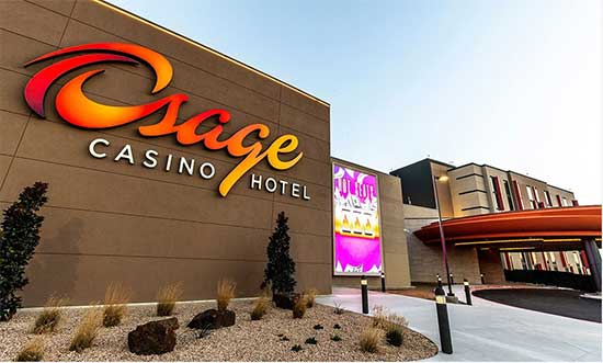 JMA Wireless' TEKO DAS solution helps boost Osage Casino's wireless capacity