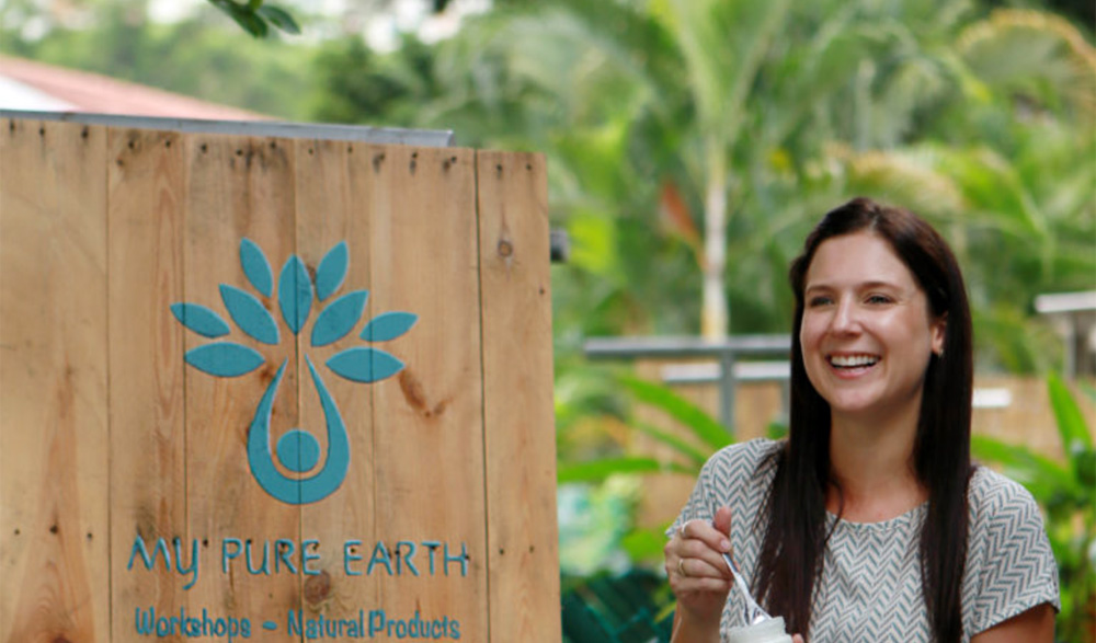 INTERVIEW WITH MARRA OF MY PURE EARTH