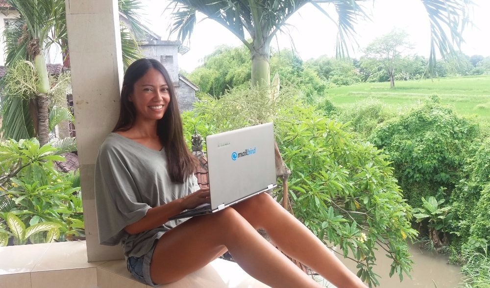 #ConnectedWomen: Andrea Loubier, CEO Of Mailbird
