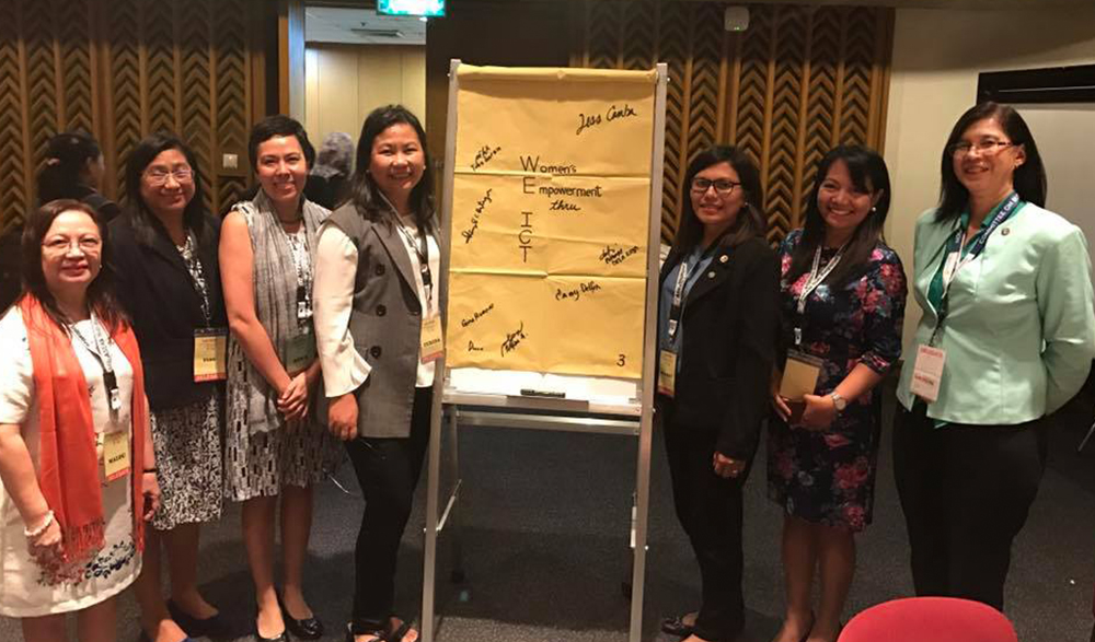 Connected Women Jobs Signs MOA with Department of Information and Communications Technology