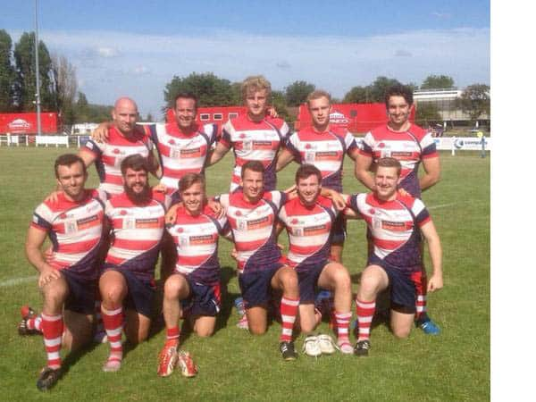 , Connecting Business are proud sponsors of Dorking Rugby Club