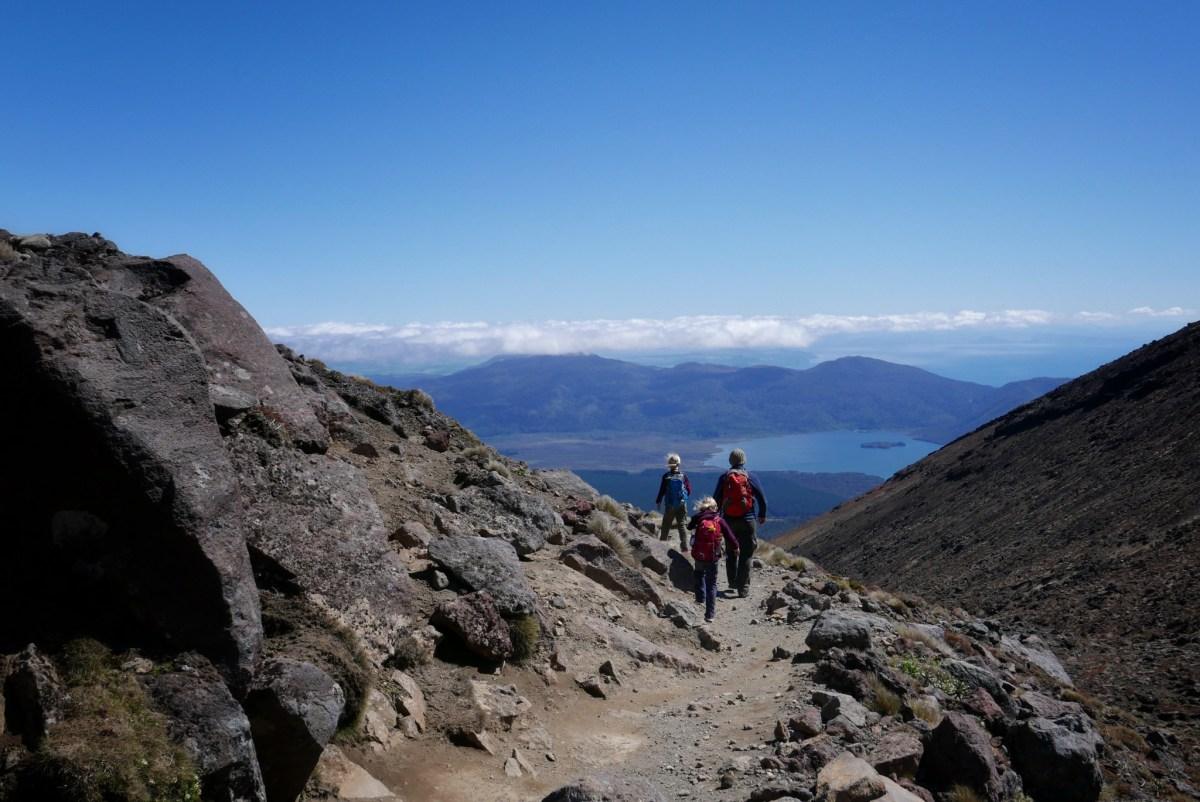 Tongariro Alpine Crossing - an Extraordinary Experience