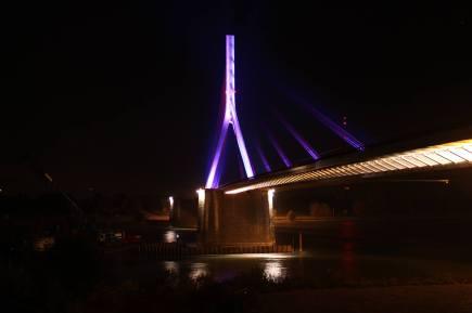 Wesel Rheinbrücke