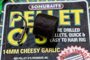 Cheesy Garlic Pellet