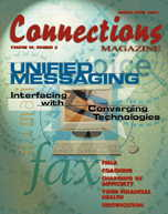 March 2002 issue of Connections Magazine