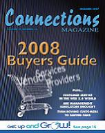 December 2007 issue of Connections Magazine