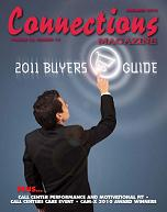 December 2010 issue of Connections Magazine
