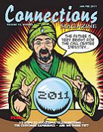 Jan/Feb 2011 issue of Connections Magazine