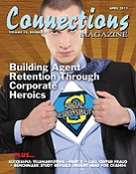 April 2011 issue of Connections Magazine