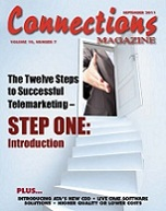 September 2011 issue of Connections Magazine