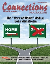 November 2012 issue of Connections Magazine